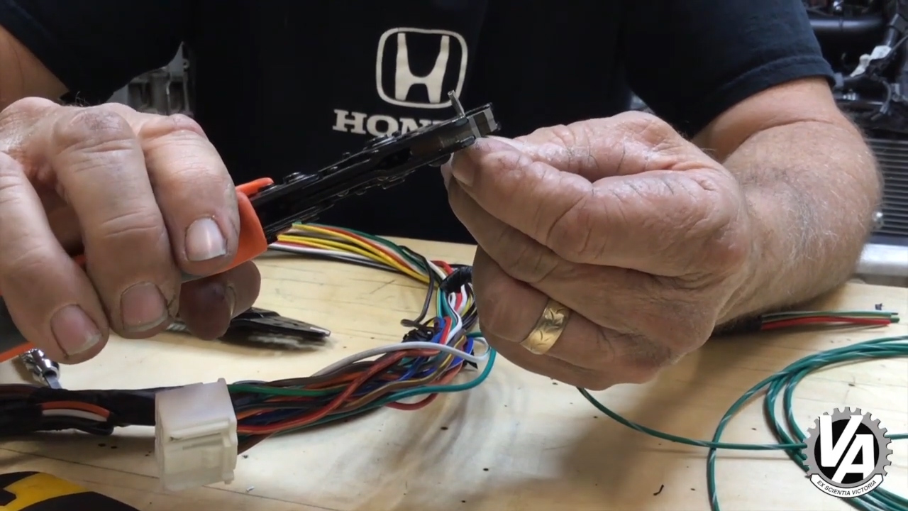 How to Wire Your K Swap Harness for KTuner: - VTEC Academy