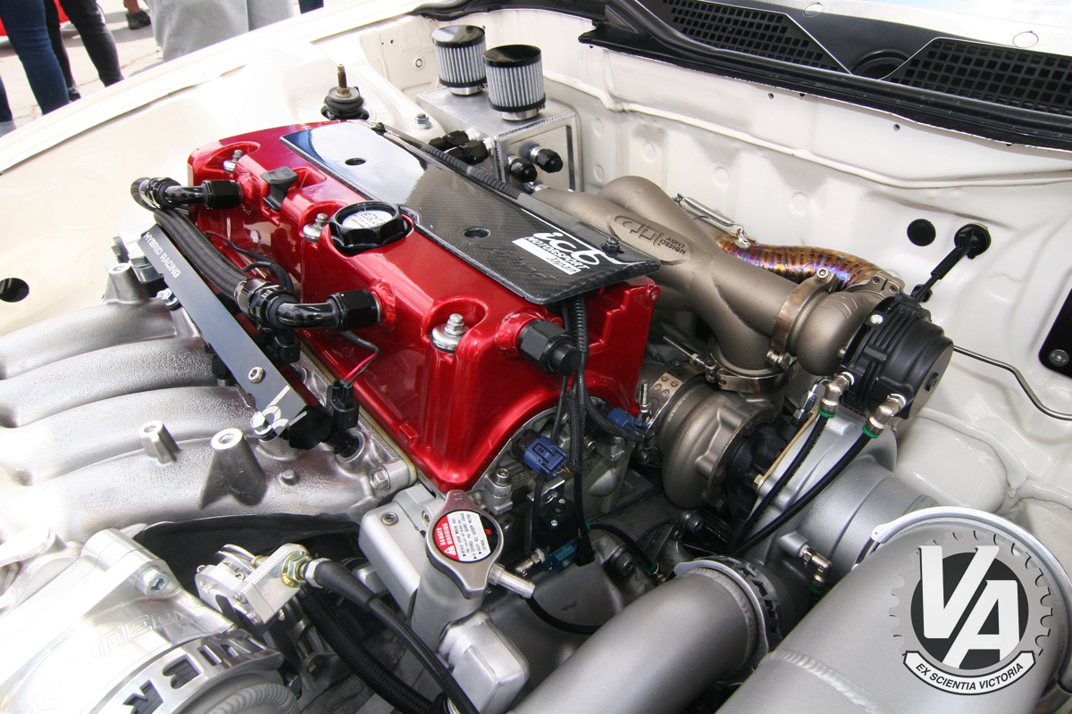 Eibach Meet, Part Two: Engine Bays That Mean Business - VTEC Academy