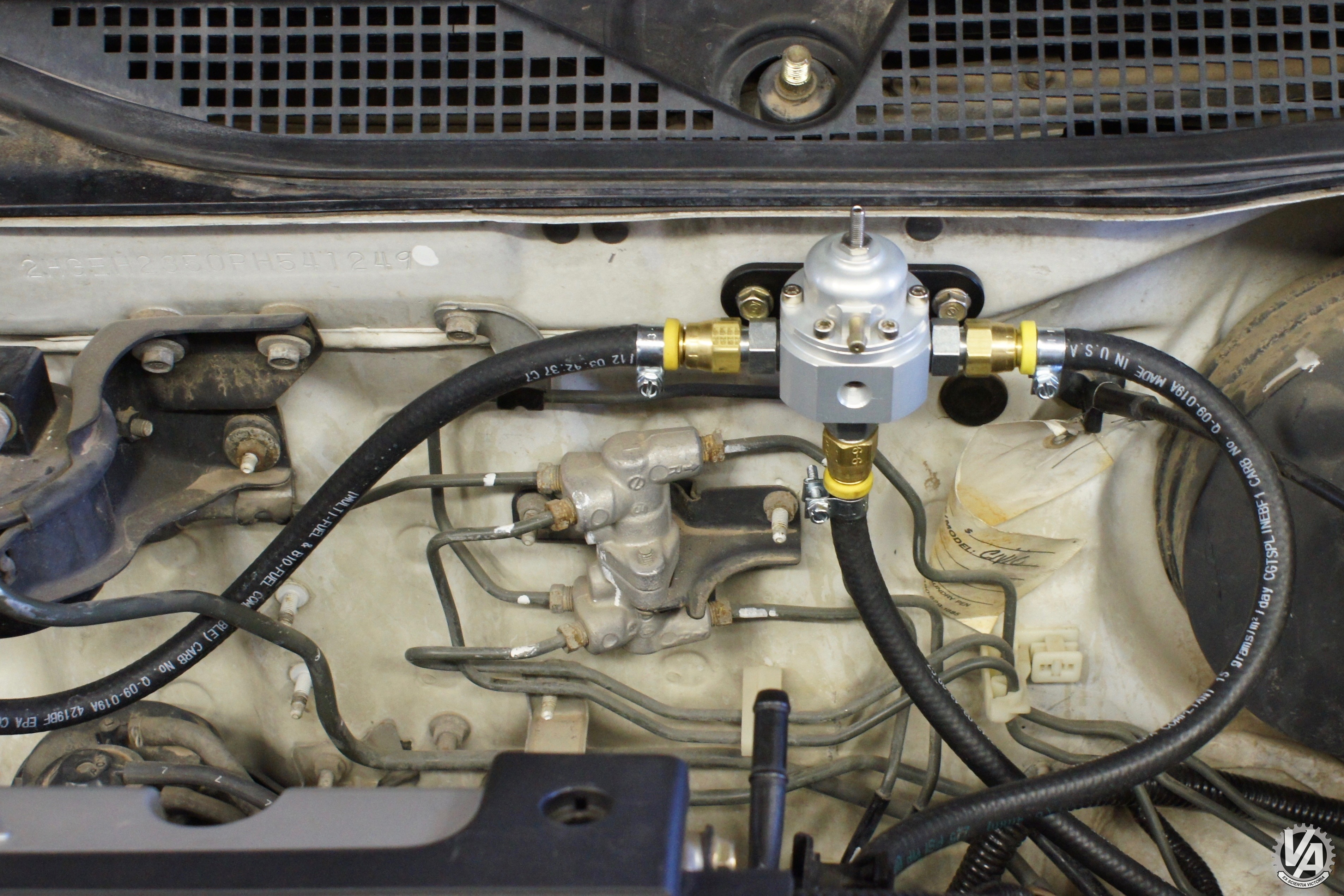 Budget K Series Engine Swap The Parts List Vtec Academy 92 Honda Civic Si Wiring Harness Budgetk Fpr